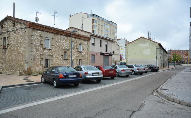Los hechos tuvieron lugar en las traseras de la calle Candelas/GIT