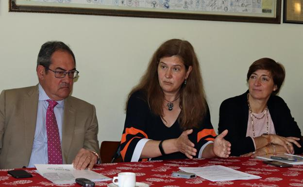 La junta directiva de la AMCS se ha reunido en Castrojeriz