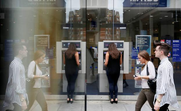 Una de las sedes del Royal Bank of Scotland. /Reuters