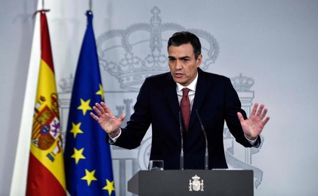 Pedro Sánchez pretende agotar la legislatura a toda costa aunque ...