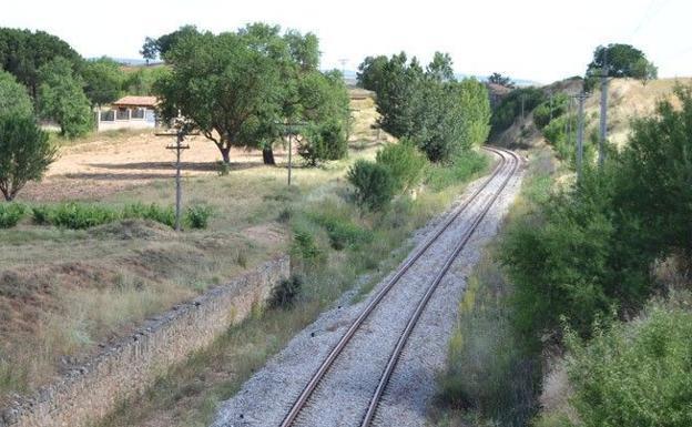 La línea del Tren Directo que continúa clausurada/. BC
