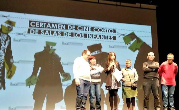 Presentación del XIX Certamen de Cine Corto de Salas de los Infantes. /BC