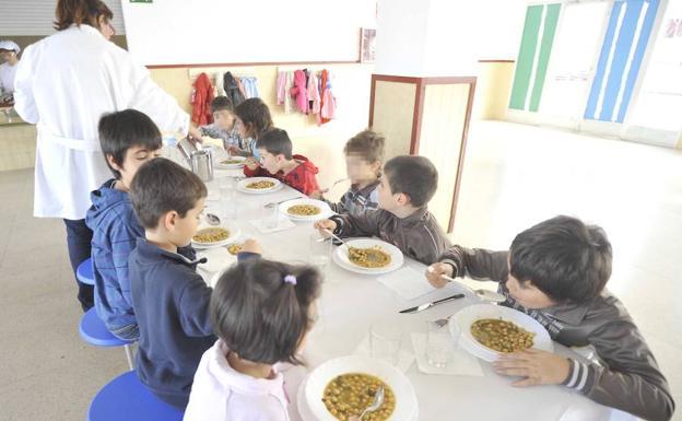 Sanidad inspecciona cada día seis comedores escolares en Castilla y ...