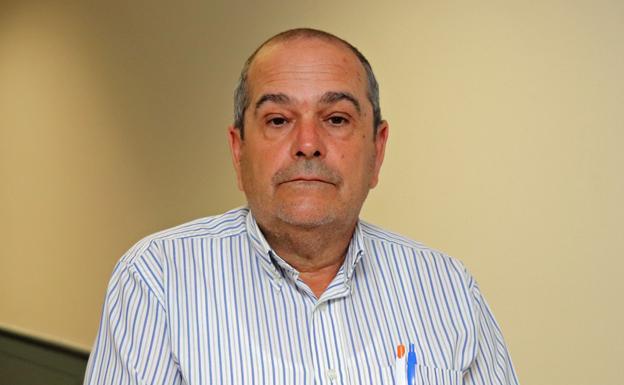 Franciso Cabrerizo, presidente de Las Eras de Gamonal/CC