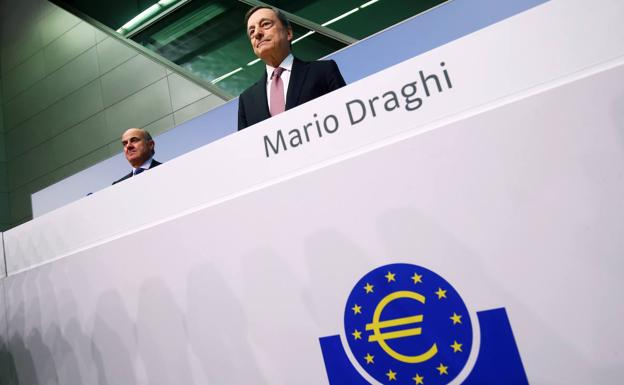 Mario Draghi. /Reuters