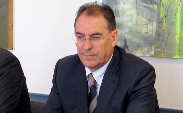 Miguel Ángel Benavente, presidente de FAE. /BC