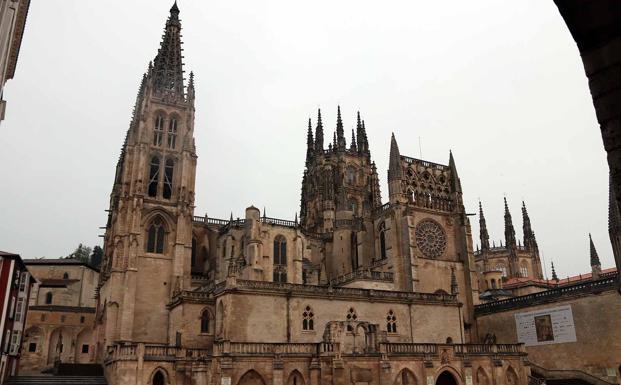 La Catedral de Burgos fue inmatriculada en 2003./BC